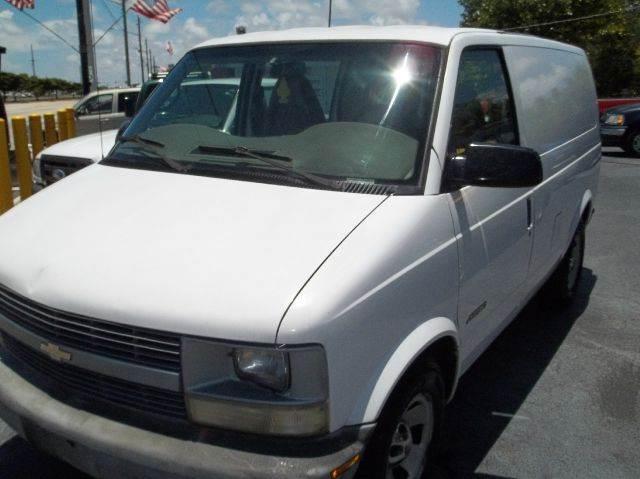 1998 Chevrolet Astro Cargo