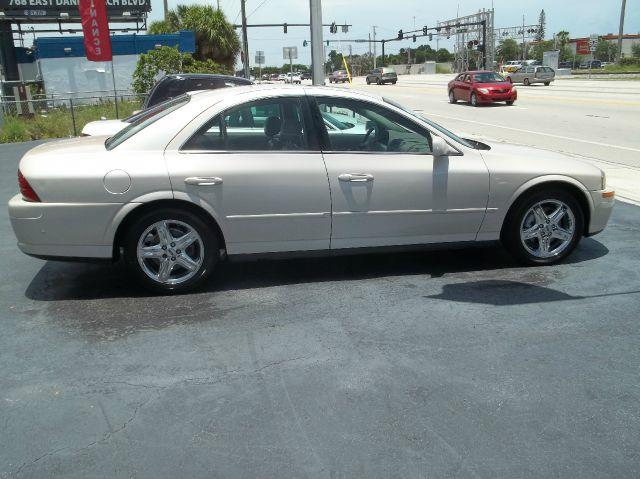 2001 Lincoln LS for sale in Pompano Beach FL