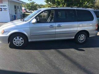 2005 Kia Sedona for sale in Pompano Beach, FL