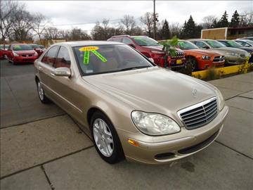 2006 Mercedes-Benz S-Class for sale in Warren, MI