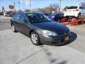 2011 Chevrolet Impala for sale in Detroit, MI