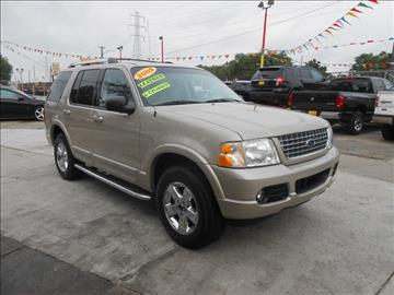 2005 Ford Explorer for sale in Detroit, MI