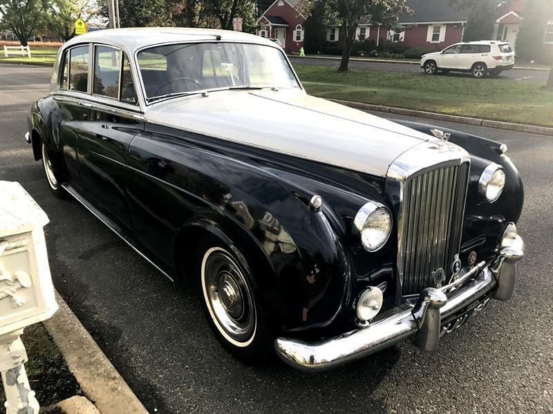 1958 Rolls-Royce BENTLEY