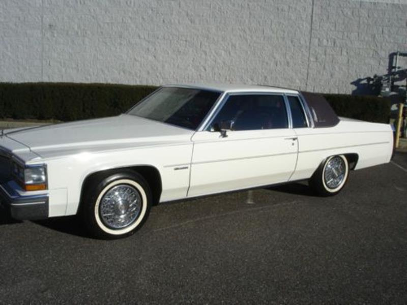 1981 Cadillac DeVille For Sale in Stratford, NJ - Carsforsale.com