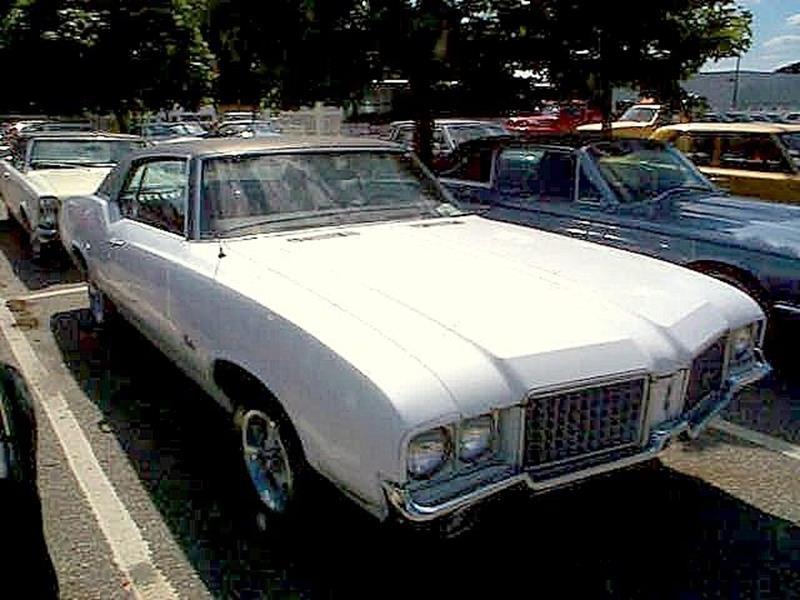 Used 1972 oldsmobile cutlass in stratford nj at black tie for 87 cutlass salon