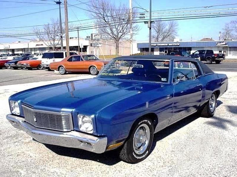 1971 Chevrolet Monte Carlo For Sale - Carsforsale.com