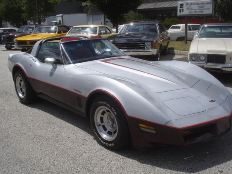 used 1982 chevrolet corvette for sale. Cars Review. Best American Auto & Cars Review