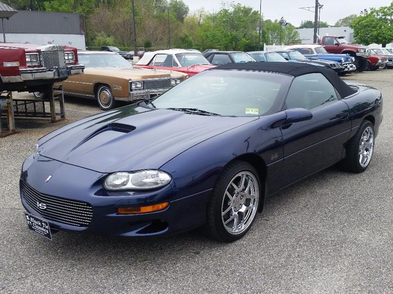 Chevrolet Camaro For Sale In Stratford Nj Carsforsale Com