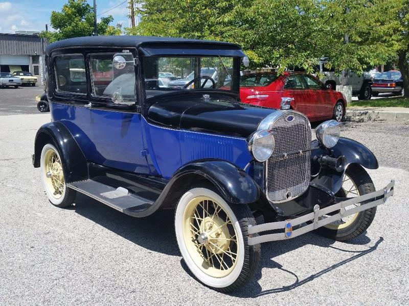 1929 Ford Model A For Sale in Connecticut - Carsforsale.com