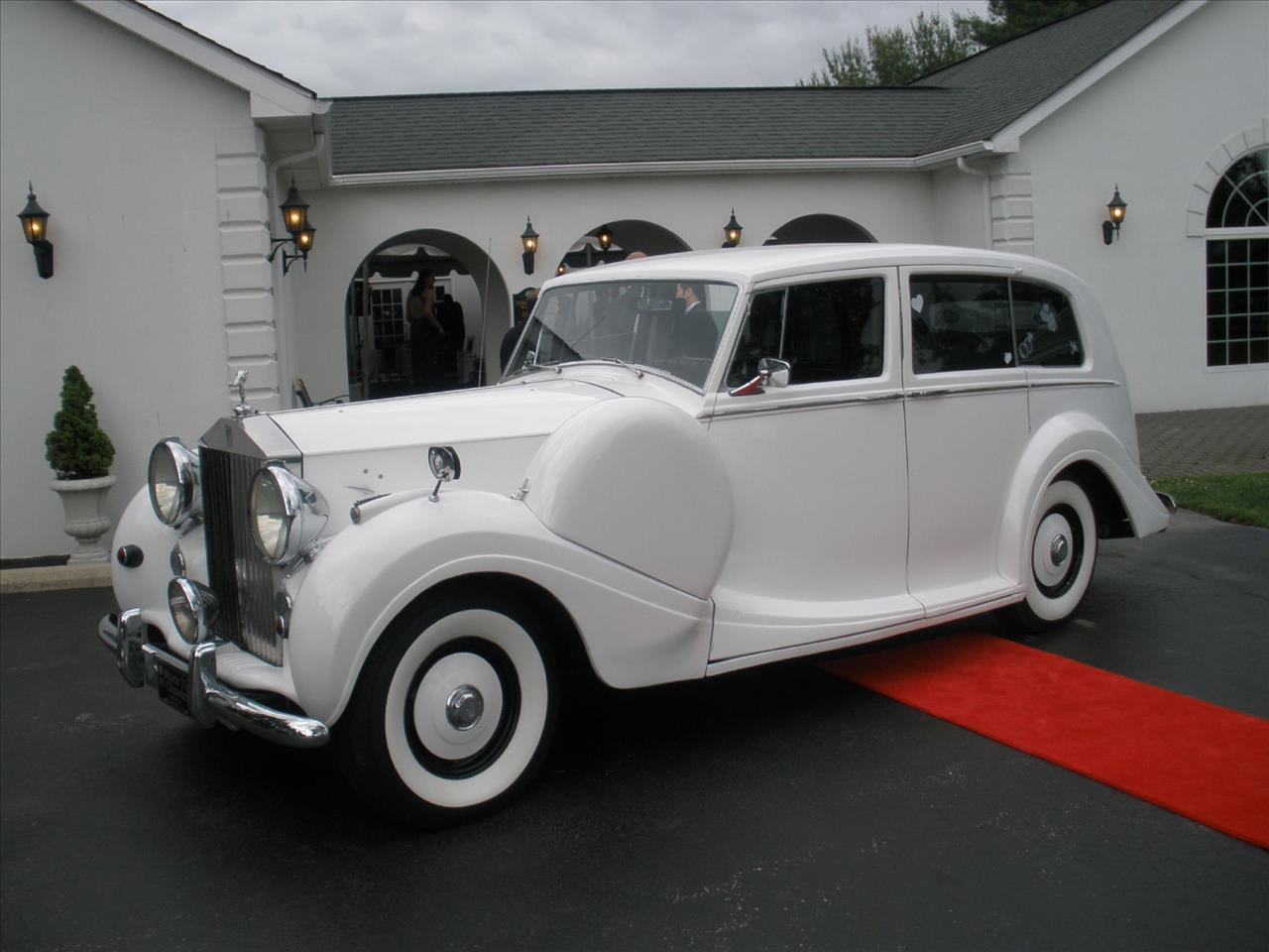 Just Rolls Wedding Cars Reviews