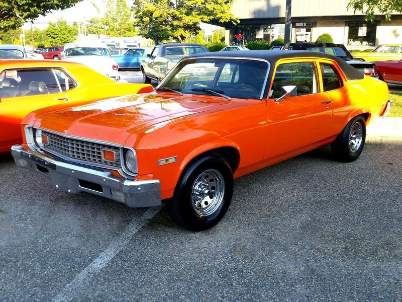 1973 Chevrolet Nova For Sale In Vinita Ok Carsforsale Com