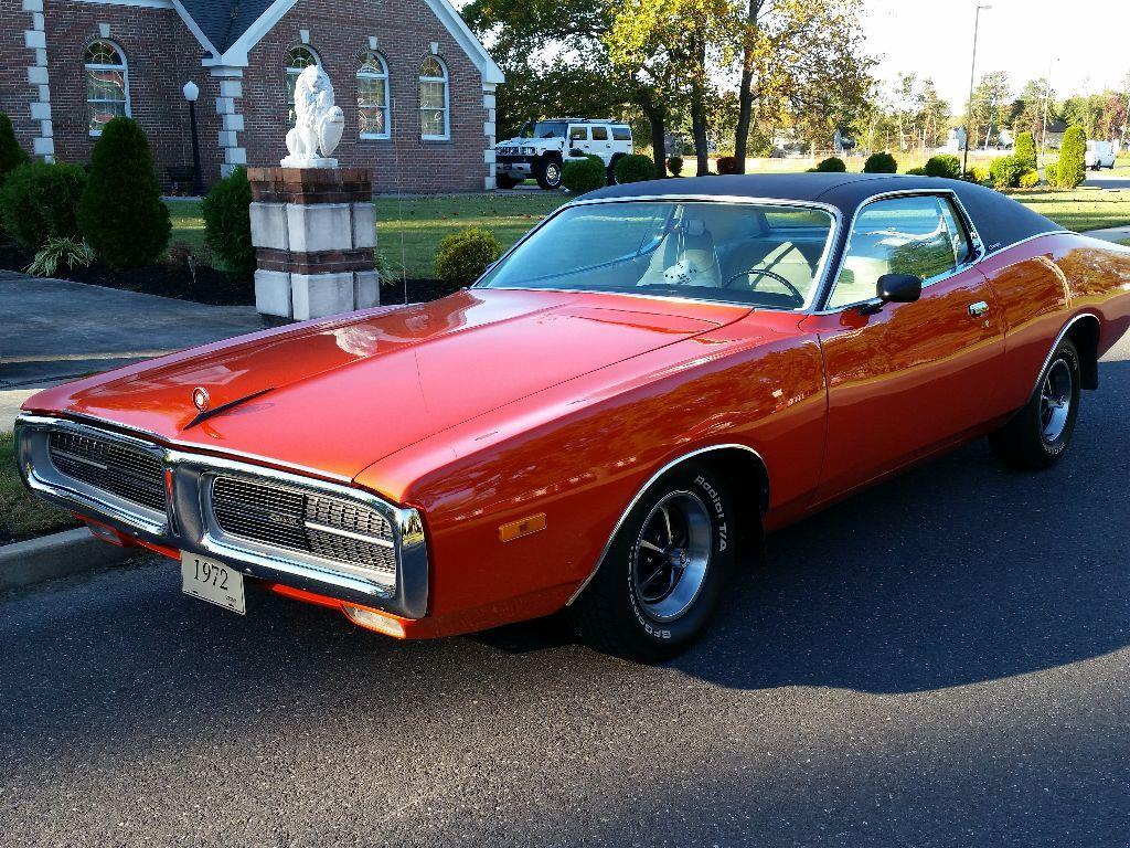 1972 Dodge Charger For Sale In Ohio Carsforsale Com