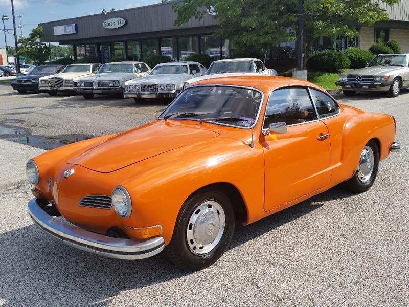 Volkswagen Karmann Ghia For Sale In New Jersey