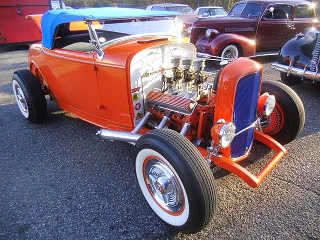 1932 FORD MODEL B SORRY JUST SOLD!!!! ROADSTER HENRY FORD ALL STEEL!!! - Stratford NJ