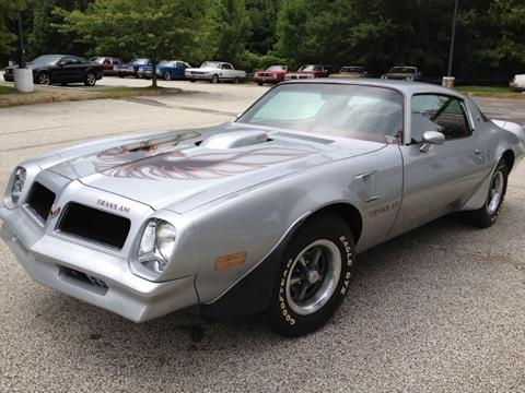 1976 pontiac firebird trans am for sale. Black Bedroom Furniture Sets. Home Design Ideas