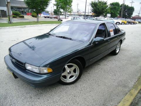 1995 Chevrolet Impala for sale in Stratford, NJ