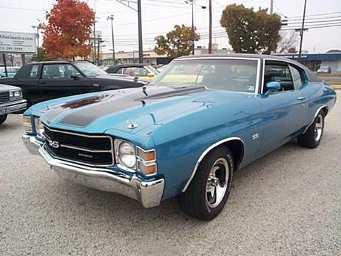 1971 Chevrolet Chevelle for sale in Stratford, NJ