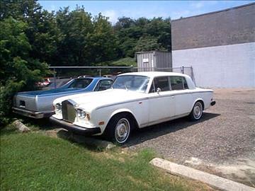 1975 Rolls-Royce SILVER WRAITH