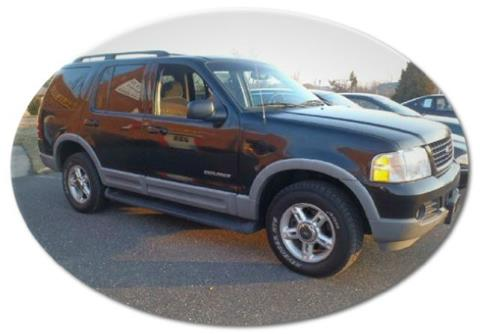 2002 Ford Explorer for sale in Stratford, NJ