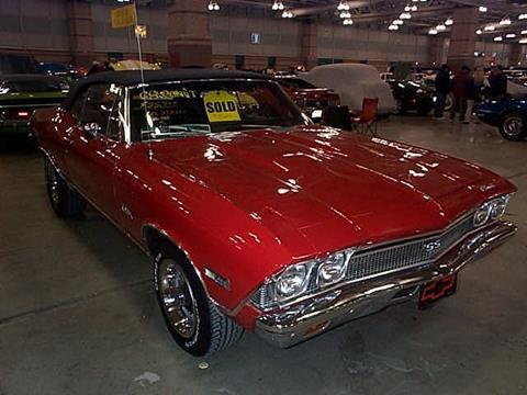 1968 Chevrolet Malibu for sale in Stratford, NJ