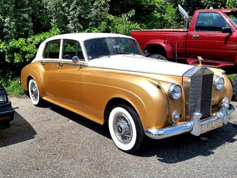 1961 Rolls-Royce BENTLEY