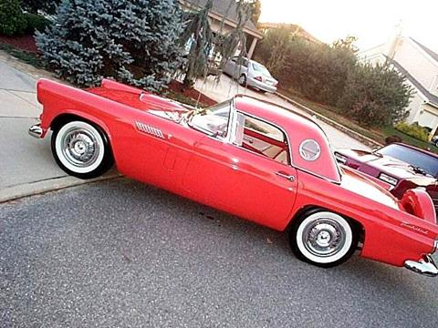 1956 ford thunderbird for sale. Black Bedroom Furniture Sets. Home Design Ideas