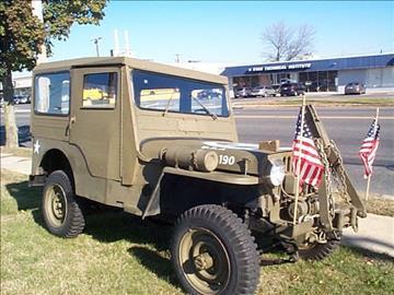 1946 Willys CJ-5