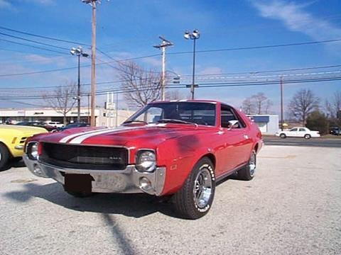 1968 AMC AMX for sale in Stratford, NJ