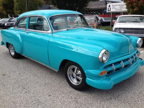 1954 chevrolet bel air for sale for 1954 chevy belair 2 door for sale