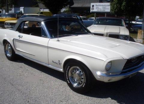 1968 ford mustang for sale in new jersey. Black Bedroom Furniture Sets. Home Design Ideas