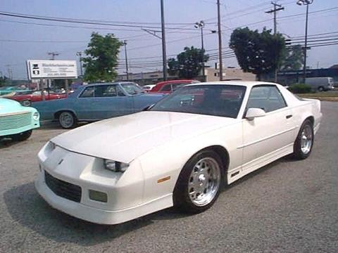 1989 Chevrolet Camaro for sale in Stratford, NJ