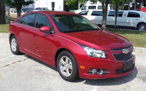 2011 Chevrolet Cruze for sale in Stratford, NJ