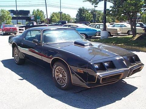 1979 Pontiac Trans Am For Sale Carsforsale Com