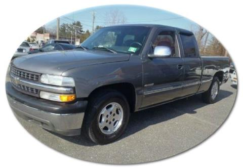 2002 Chevrolet Silverado 1500 for sale in Stratford, NJ