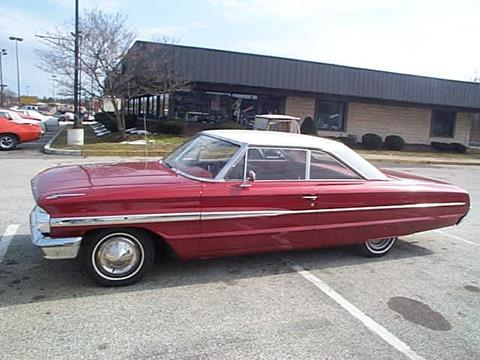 1964 ford galaxie for sale. Black Bedroom Furniture Sets. Home Design Ideas