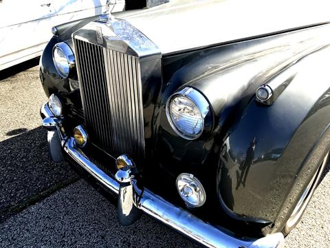 1960 Rolls-Royce Silver Cloud 3