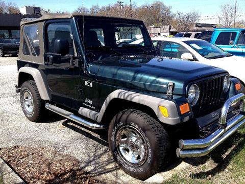 2006 Jeep Wrangler for sale in Stratford, NJ