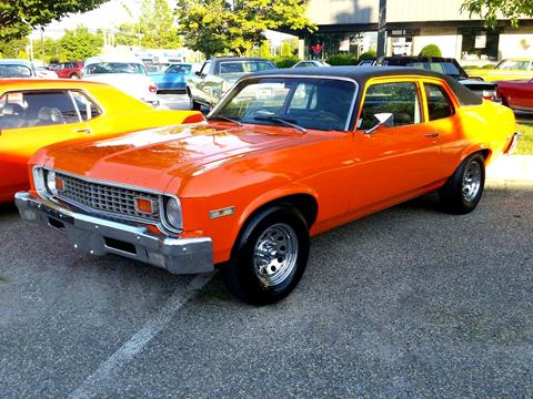 1973 Chevrolet Nova for sale in Stratford, NJ