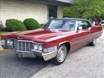 1969 Cadillac DeVille for sale in Stratford, NJ