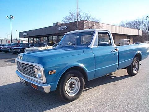1971 Chevrolet Silverado 1500 for sale in Stratford, NJ