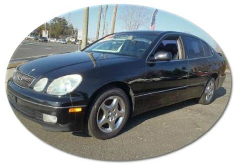 2002 Lexus GS 300 for sale in Stratford, NJ
