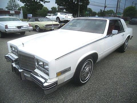 1984 Cadillac Eldorado for sale in Stratford, NJ