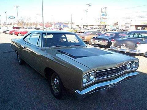 1968 Plymouth Roadrunner for sale in Stratford, NJ
