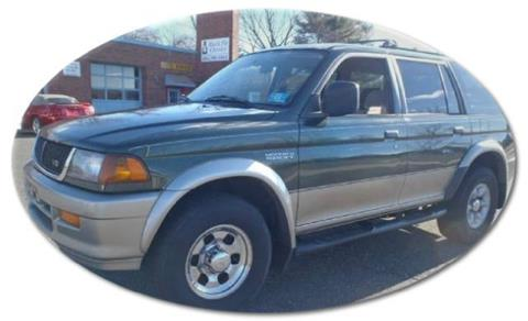 1997 Mitsubishi Montero Sport for sale in Stratford, NJ