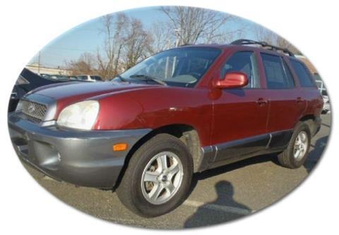 2004 Hyundai Santa Fe for sale in Stratford, NJ