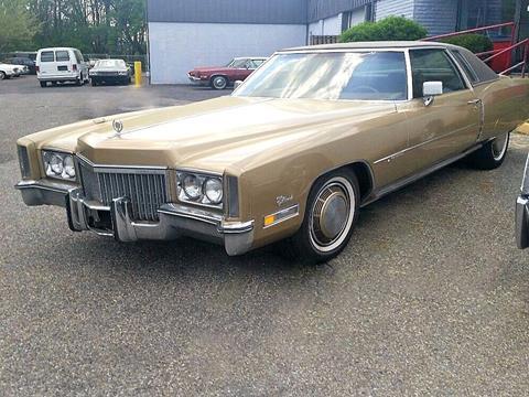 1972 Cadillac Eldorado for sale in Stratford, NJ
