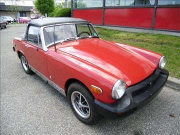 1976 MG Midget for sale in Stratford, NJ