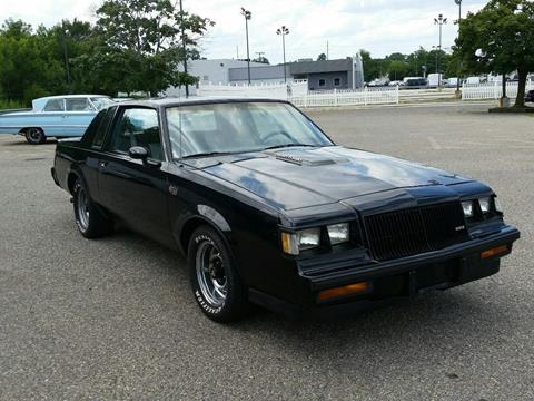 1987 Buick Grand National for sale in Stratford, NJ