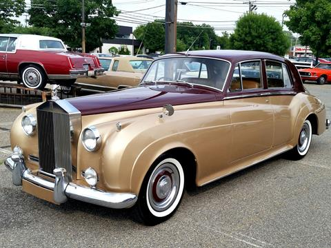 1962 Rolls-Royce Silver Cloud 3