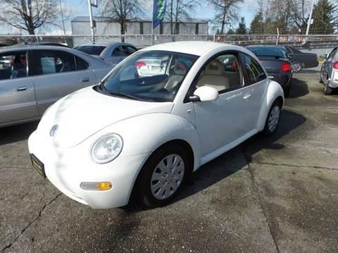 2002 Volkswagen New Beetle for sale in Centralia, WA